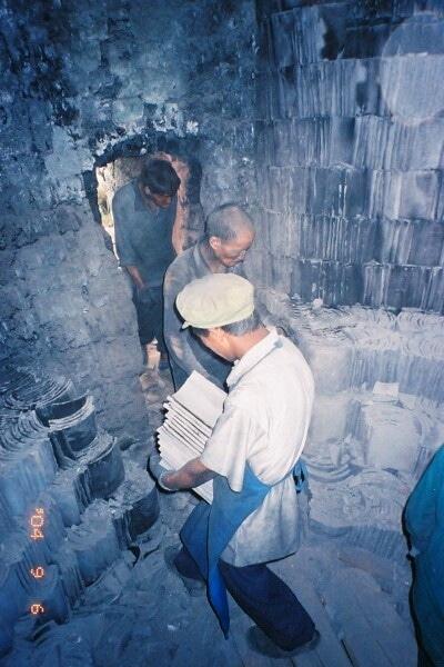 剣川県の窯業